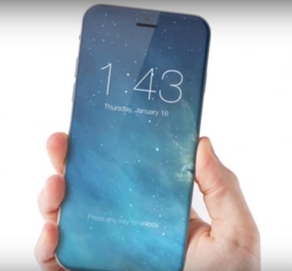 iPhone 8 מגיע עם מסך גמיש?