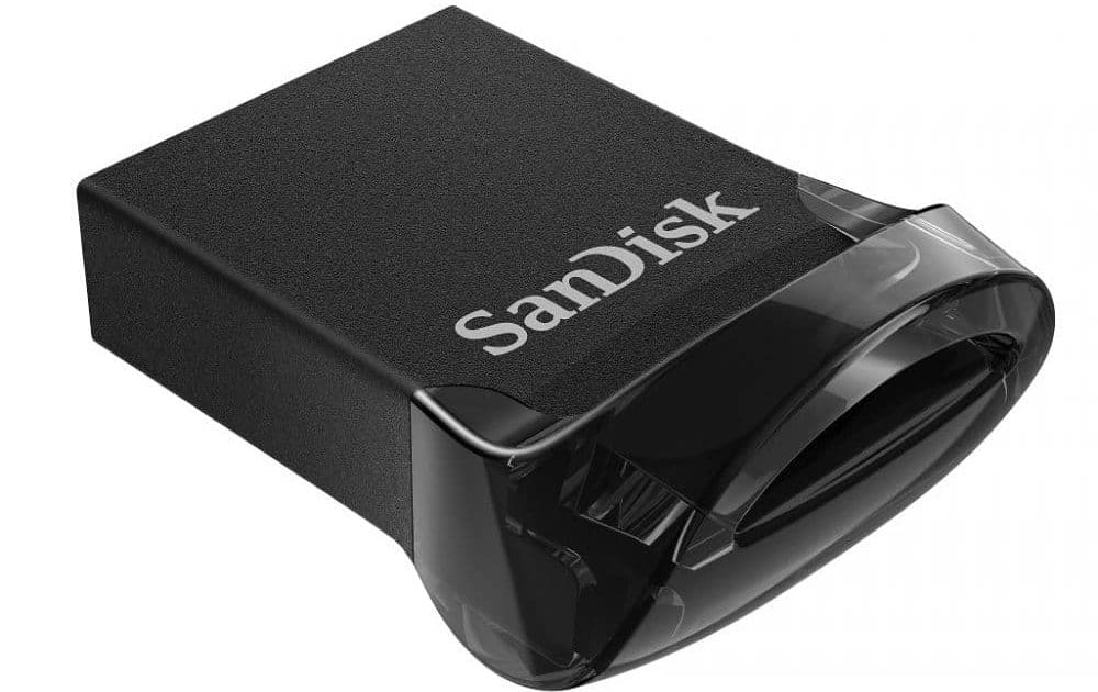 256gb sandisk ultra fit usb 3 1 39. Black Bedroom Furniture Sets. Home Design Ideas