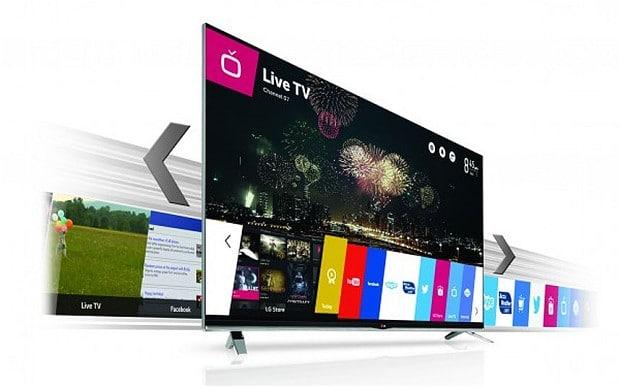 אפליקציות +NEXT ו-Partner TV מצטרפות לטלוויזיות החכמות של LG