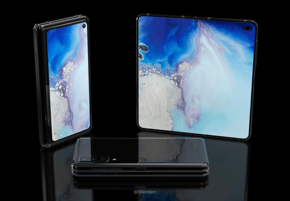 מודה בטעות? סמסונג עשויה להשתמש בעיצוב חדש ל-Galaxy Fold 2