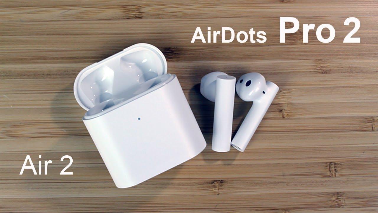 אוזניות Xiaomi Airdots Pro 2/Air 2 במחיר מבצע כולל קופון הנחה! - ג ...