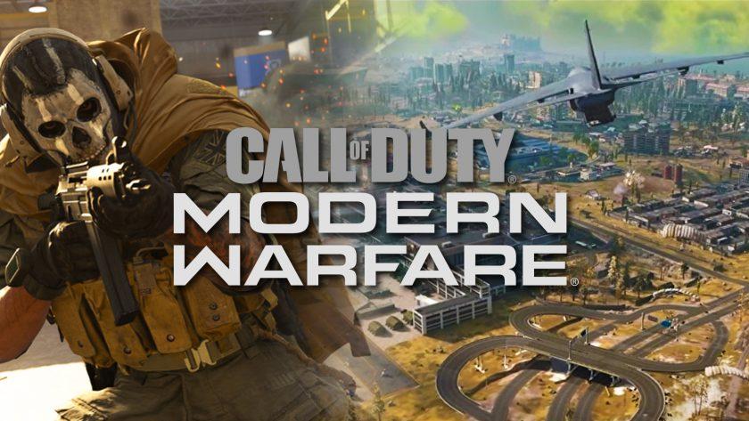 אחד הלהיטים הגדולים של הרבעון הראשון. Call of Duty: Modern Warfare