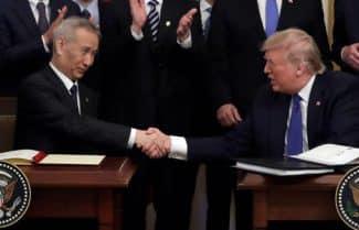 נחתם שלב ראשון בהסכם הסחר בין ארה״ב לסין ו- Huawei עדין בחוץ