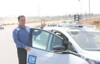 השר כץ חנך מרכז ניסויים ראשון בישראל לתחבורה אוטונומית וחכמה בנתיבי איילון