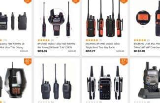 מגוון רחב של מכשירי קשר ואביזרים בהנחות של עד 56 אחוזים
