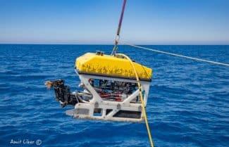 תכירו את רותי: רובוטית לעבודות מחקר תת ימיות