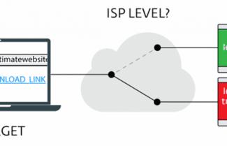האם ספקיות אינטרנט היו מעורבות בקמפיינים של תוכנת ריגול זדונית?