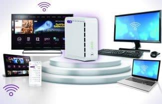 """סלקום משיקה את """"סופר Wi-Fi"""": אינטרנט אלחוטי בכל פינה בבית"""