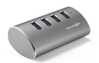 מפצל ארבע יציאות USB 3.0 של חברת BlitzWolf במחיר מבצע