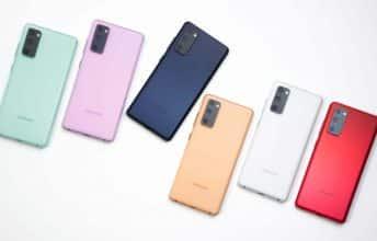 סמסונג הכריזה על Galaxy S20 Fan Edition – גרסה מוזלת של S20 הרגיל