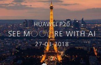 מחירי סדרת Huawei P20 באירופה נחשפים; כמה תשלמו על גירסת ה-Pro?