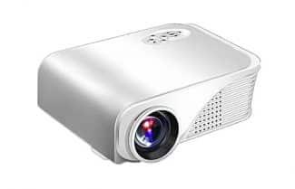 מקרן ביתי S320  תומך עד 1080P במחיר מבצע עם קופון הנחה!