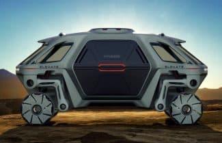 יונדאי מציגה ב-CES 2019 רכב עתידני עם 'רגליים'; צפו בוידאו