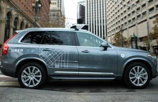 הרכבים האוטונומיים של UBER חוזרים לסן פרנסיסקו, הפעם למטרות מיפוי