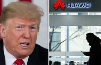 """החרם הוסר: ארה""""ב חוזרת לעבוד עם הענקית הסינית וואווי"""