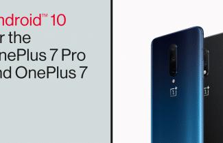 הכי מהירה: וואן פלוס החלה לעדכן את OnePlus 7/Pro לאנדרואיד 10
