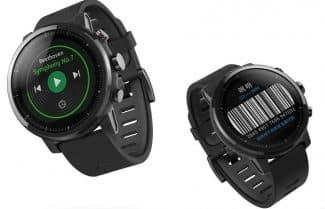 שעון ספורט חכם AMAZFIT Stratos Watch 2 עם קופון בלעדי וביטוח מס!