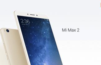 שיאומי מכריזה על Xiaomi Mi Max 2: מסך 6.44 אינץ' וסוללת 5,300mAh