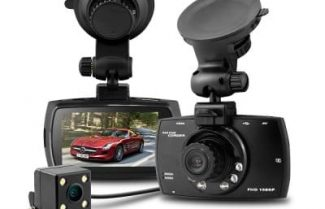 מצלמת רכב Full HD כולל מצלמה אחורית – עכשיו במחיר מיוחד