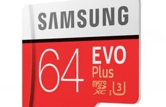 גירבסט: כרטיס זיכרון 64GB מבית סמסונג במחיר מיוחד
