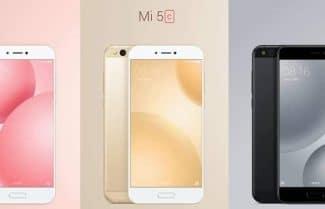 הוכרז: Xiaomi Mi 5c – המכשיר הראשון עם ערכת השבבים תוצרת בית