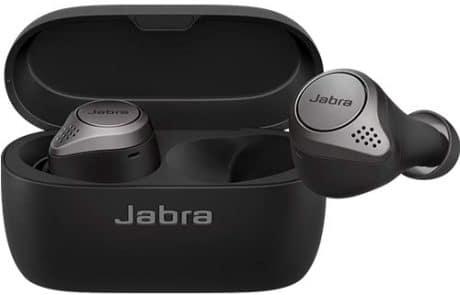 דיל מקומי: אוזניות אלחוטיות Jabra Elite 75t Bluetooth