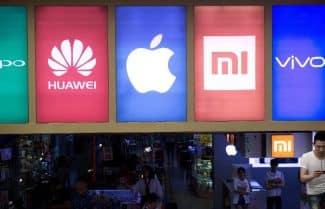 כבר לא מאמינים ביצרניות הקטנות: שוק הסמארטפונים הסיני ממשיך לצנוח