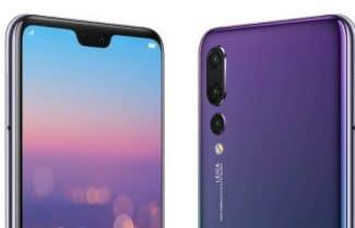 נחשפו פרטים על מערך הצילום המשולש ב-Huawei P20 Pro