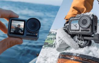ג׳ירפה בודקת: DJI Osmo Action – מצלמת האקשן שתשבור את GoPro?