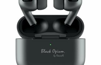 אוזניות Black Opium מבית iSound בדיל חדש