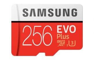 כרטיס זיכרון 256GB מבית סמסונג – במחיר שאתם חייבים לחטוף!