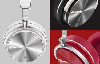 אוזניות אלחוטיות Bluedio T4s במחיר מבצע כולל אחריות יבואן!
