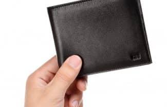 שיאומי דואגת גם לכסף שלכם עם ארנק עור מהודר במחיר מיוחד