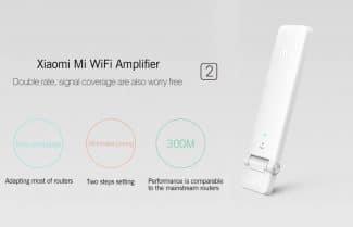 מגדיל טווח רשת אלחוטית מבית שיאומי במחיר אטרקטיבי עם קופון הנחה
