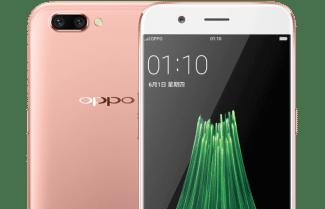 הוכרז: Oppo R11 לשוק הבינוני – מסך 5.5 אינץ' ושתי מצלמות אחוריות