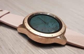 תערוכת IFA 2018: הצצה ראשונה לשעון החכם Galaxy Watch של סמסונג