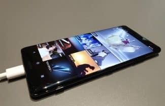 תערוכת IFA 2018: התרשמות ראשונית מה-Xperia XZ3 של סוני