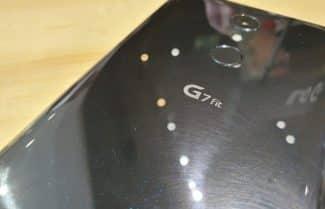 תערוכת IFA 2018: הצצה ראשונה למכשירי LG G7 One ו-LG G7 Fit