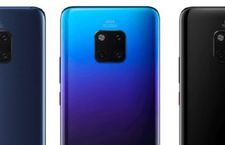 חלק נוסף בפאזל: נחשפו התצורות של משפחת Huawei Mate 20