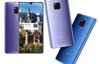 סמארטפון Huawei Mate 20 X עם מסך 7.21 אינץ' – במחיר מבצע!