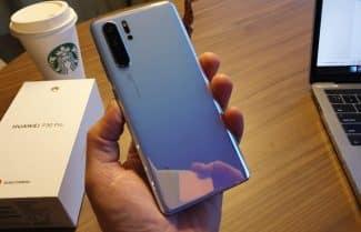 ג'ירפה בודקת: Huawei P30 Pro – פתיחת קופסה והתרשמות ראשונית