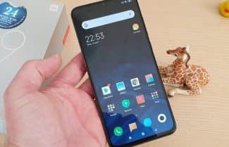 ג'ירפה בודקת: Xiaomi Mi 9 – פתיחת קופסה והתרשמות ראשונית