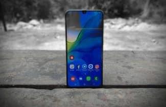 ג'ירפה בודקת: סמסונג Galaxy A50 – מכשיר ביניים בלי הפתעות