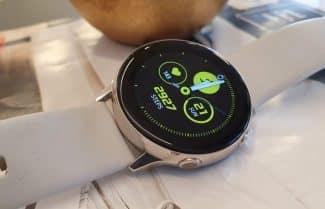 ג'ירפה בודקת: שעון חכם סמסונג Galaxy Watch Active