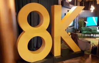 סמסונג משיקה בישראל את טלוויזיות QLED 8K