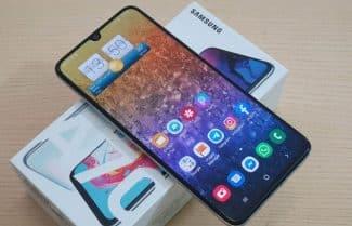 ג'ירפה בודקת: סמסונג Galaxy A70 – המכשיר טוב, המחיר הרשמי קצת פחות