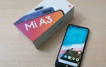 ג'ירפה בודקת: Xiaomi Mi A3 – פתיחת קופסה והתרשמות ראשונית