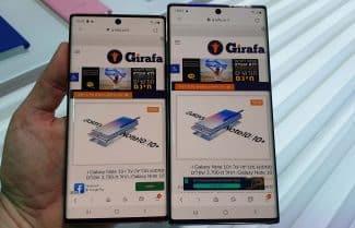 גרמניה תחילה: יצא עדכון אנדרואיד 10 ו- OneUI 2.0 עבור +Galaxy Note 10/10