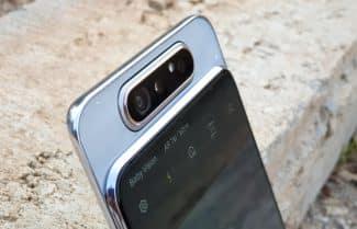ג'ירפה בודקת: Samsung Galaxy A80 – נו, זה עם המצלמה המתהפכת