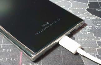 ג'ירפה מדריכה: כך תוכלו להסתיר את התראת הטעינה המטרידה ב-Galaxy Note 10
